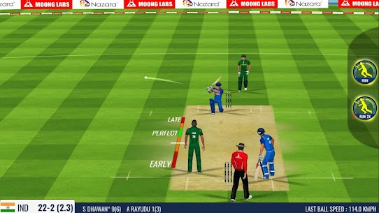 Epic Cricket MOD (Unlimited Gems) 8