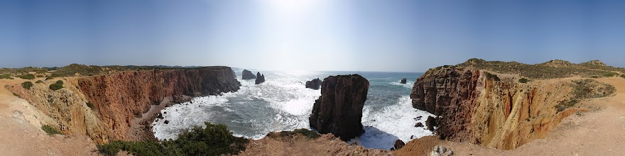 Photo: Portugal, Algarve, Praia do Amado