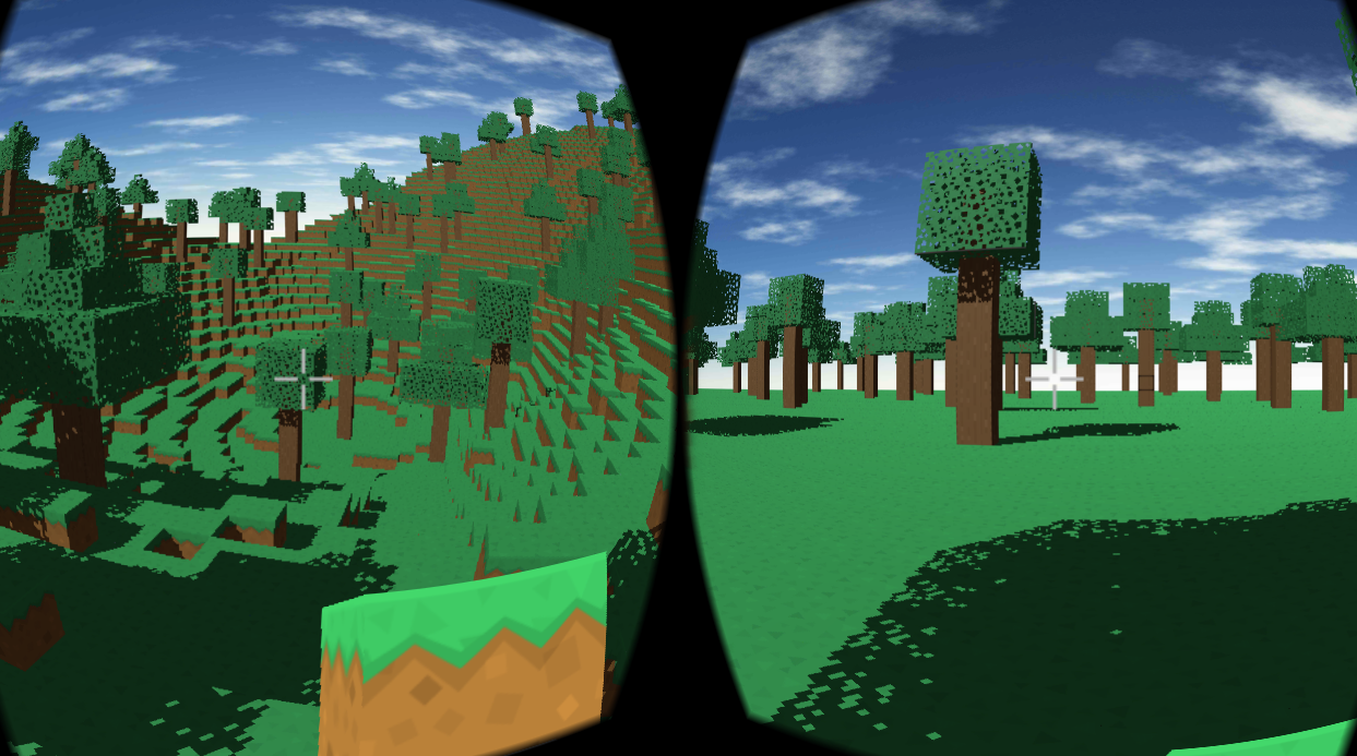 VR Craft- screenshot