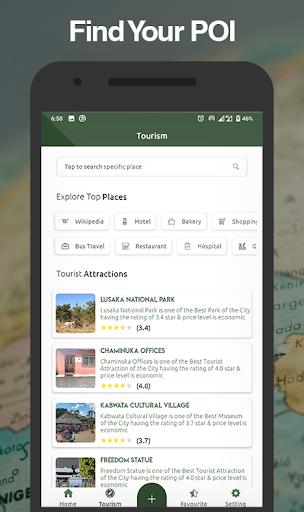Zambian City Guide screenshot 2