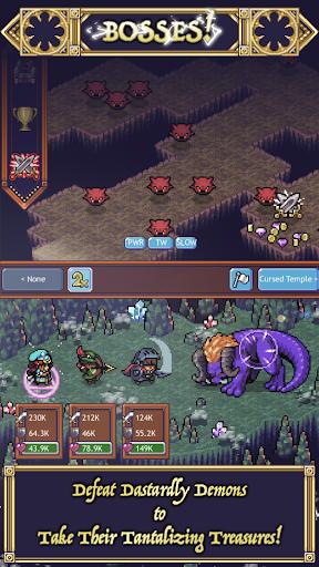 Cave Heroes: Idle Dungeon Crawler filehippodl screenshot 10