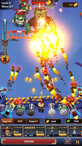 Zombie Idle Defense screenshots 1