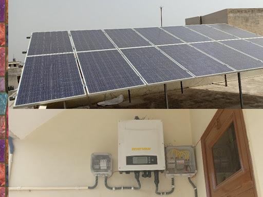 Inphynyt Kurukshetra CCTV dealer, Solar panel dealer in kurukshetra