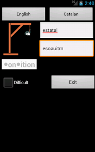 Catalan English Dictionary screenshot 20