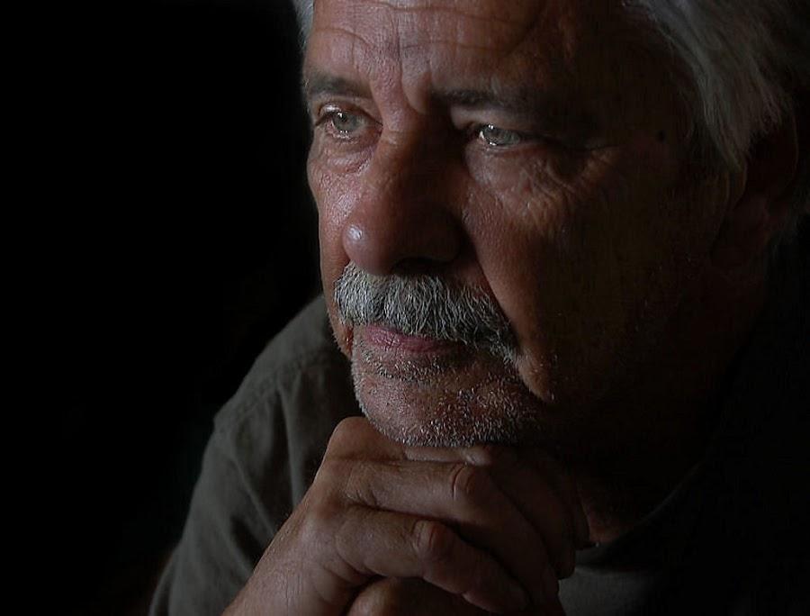 My Man by Karen Tawater - People Portraits of Men