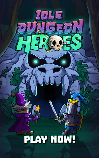 Idle Dungeon Heroes  screenshots 14