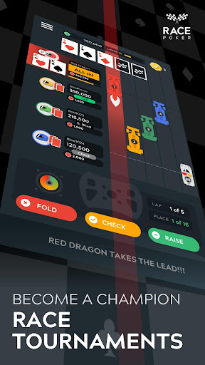 Race Poker 1.2.2 screenshots 5