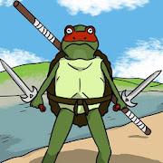Amazing Shadow Frog