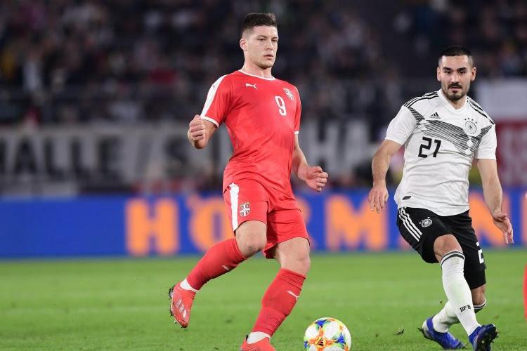 Euro U21: Luka Jovic en de andere vedetten van groep B