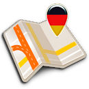 Map of Cologne offline v 1.0 app icon