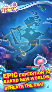 Amazing Fishing Games: Free Fish Game, Go Fish Now 5