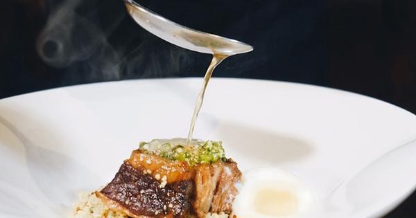 蘭苑私廚Orchid Court,隱藏在金華街的預約制無菜單私廚餐廳!