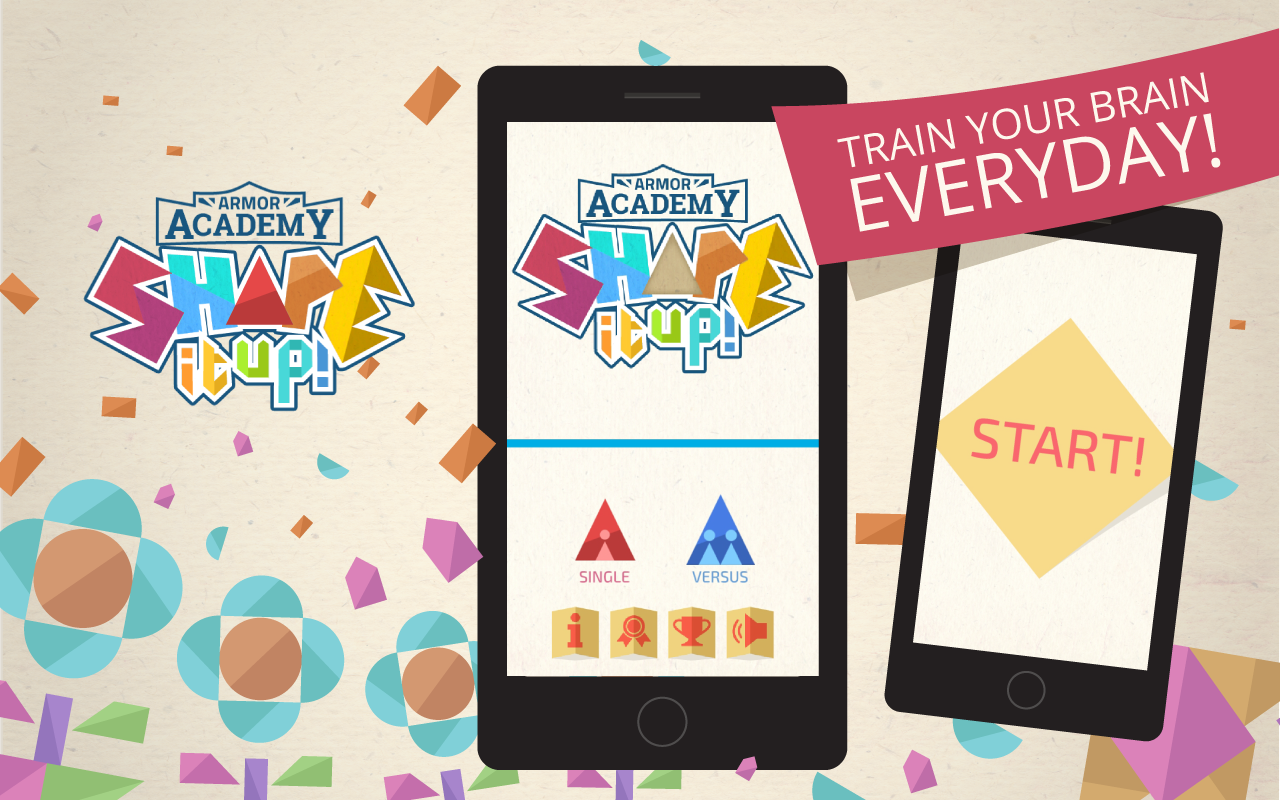 Armor Academy Shape It Up!- screenshot