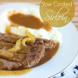 Slow Cooked Sirloin.