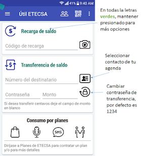 Util ETECSA Guía - náhled