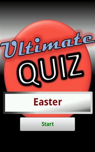 Quiz - Easter