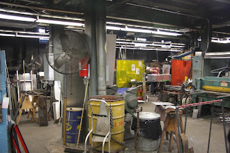 Photo: Metalworking