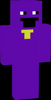 Purple Guy Man