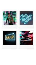 Miami Spirit Frame - Photo Collage item
