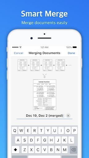 MobileScanner-ScannerApp&ScantoPDF screenshot 5
