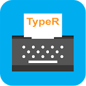 TypeR - Get Better At Typing