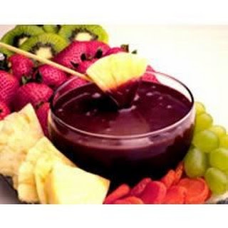 EAGLE BRAND® Chocolate Fondue