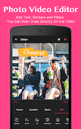 VideoShowLite:Video editor,cut,photo,music,no crop APK screenshot thumbnail 13