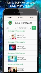 Taurus horoscope today by date of birth and time - náhled