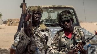 Boko Haram/Unnatural Selection