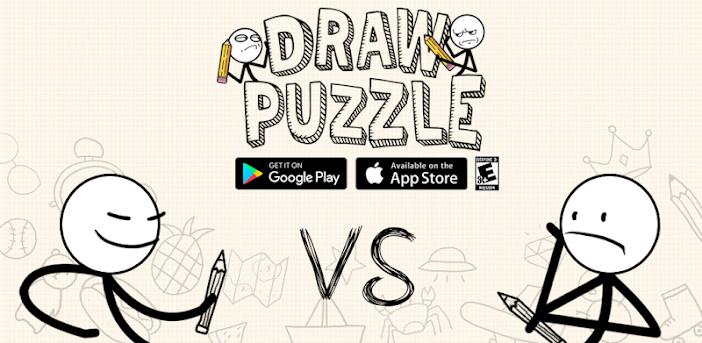Draw puzzle: sketch it