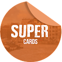 Super Cards Zooper Theme icon