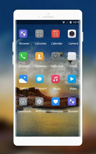 Theme for Huawei Y360 1.0.1 screenshots 2
