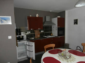 Appartement meublé 2 pièces 41,67 m2