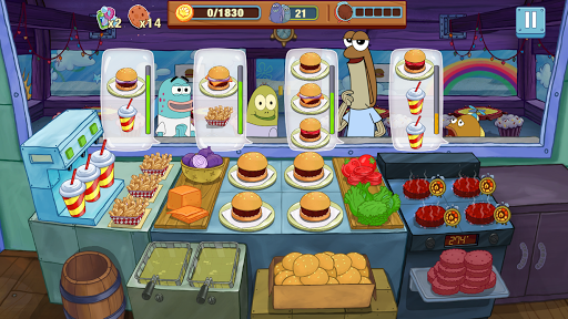 SpongeBob: Krusty Cook-Off 1.0.21 Screenshots 8