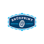 Logo of Brüeprint Red, White And Brue