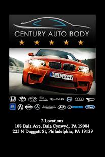 Century Auto Body - náhled