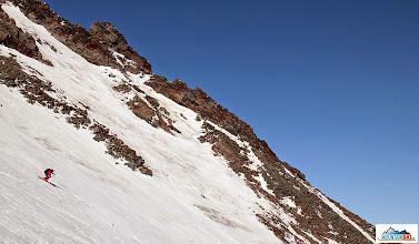 Photo: Skier: Roman, location: volcano Koryaksky, Kamchatka-peninsula