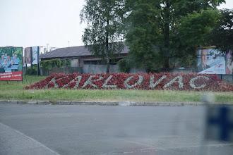 Photo: Täältä käännyttiin kohti Plitviskaa