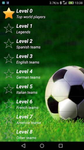 Soccer Players Quiz 2017 PRO 1.12 screenshots 2