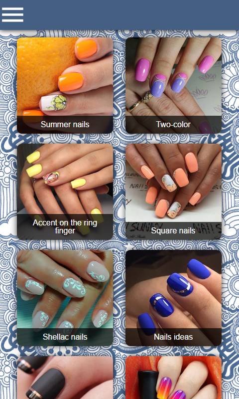 Nail designs 3000 android apps on google play nail designs 3000 screenshot prinsesfo Images