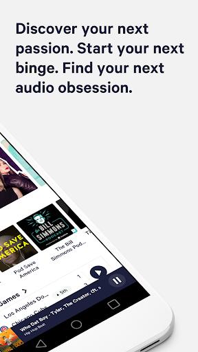 TuneIn: MLB Radio, Music, Sports & Podcasts 22.3 screenshots 2
