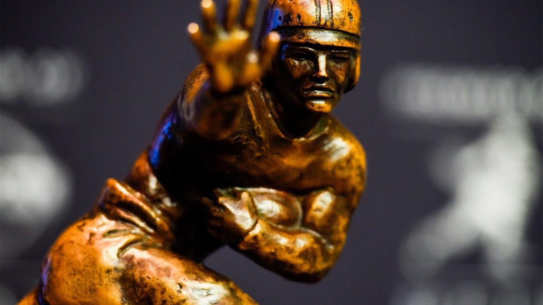 Watch Heisman Trophy Presentation live
