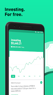 Robinhood invest in stock crypto etf &