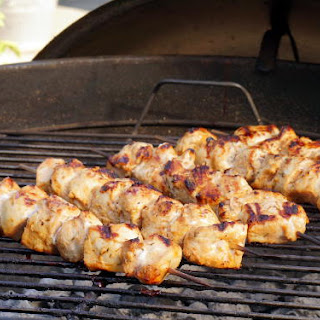 Shish Tawook (Lebanese Chicken Skewers)
