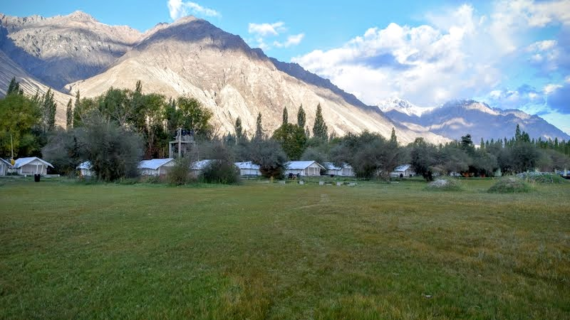 Desert Himalaya Resort, Best Hotel in Ladakh ( Nubra Valley )