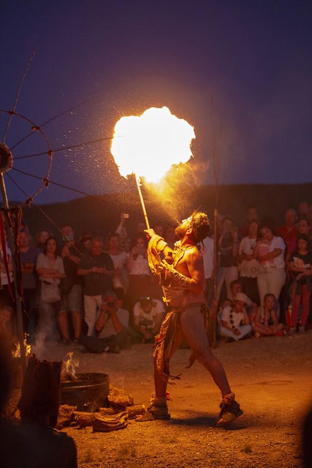 Rituales del solsticio de veano.