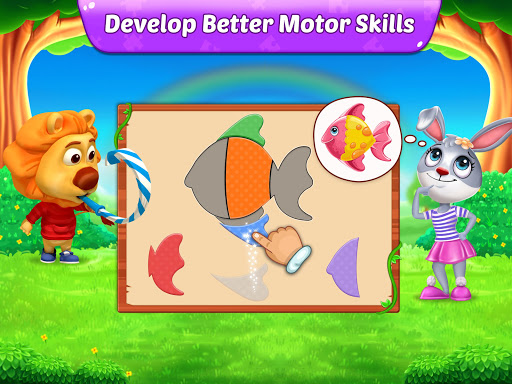 Puzzle Kids - Animals Shapes and Jigsaw Puzzles 1.0.6 screenshots 23