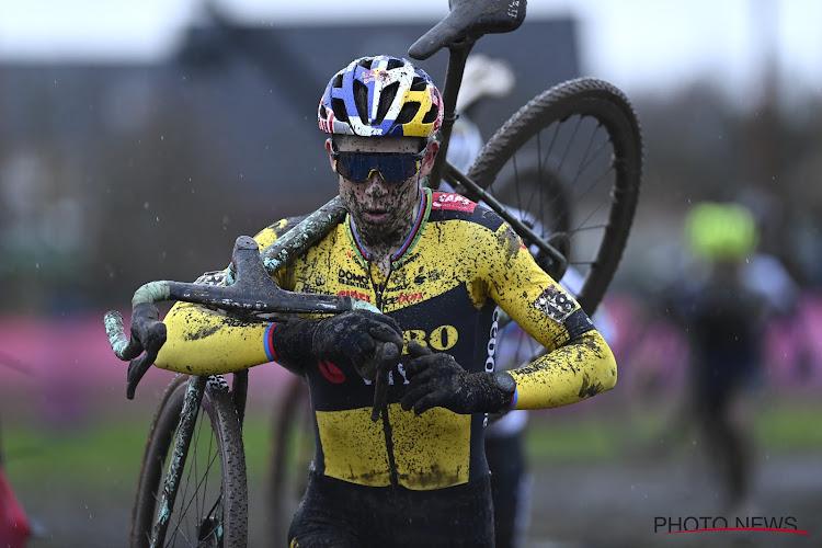 """Ook sporter in quarantaine is fan van Van Aert: """"Nog een geluk dat ik kan supporteren voor Wout"""""""