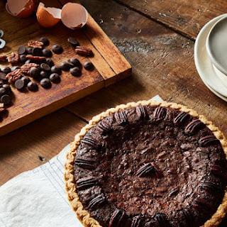 Last-Minute Chocolate Pecan Pie.
