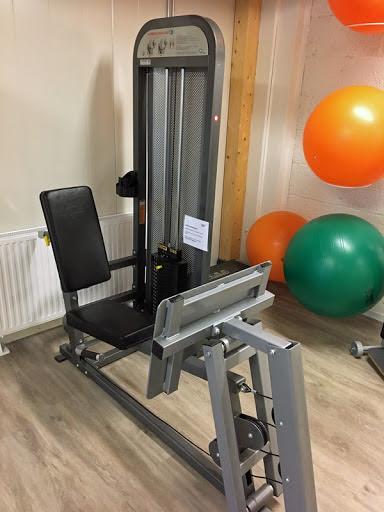 Seated Leg Press 100 kg, Eurosport SG8010